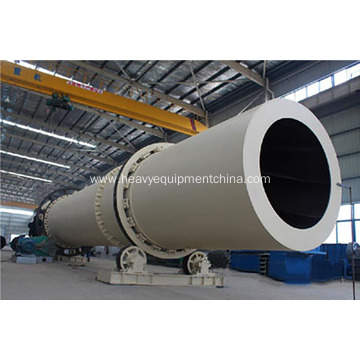 High Efficient Palm Fiber Rotary Drum Drying Machine